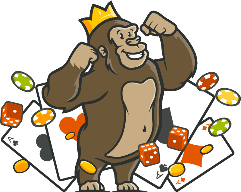 Casino Gorilla graphics