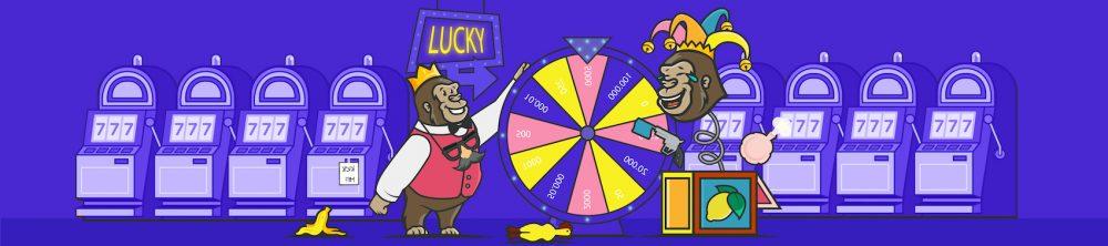Casino kampanjer – April 2021